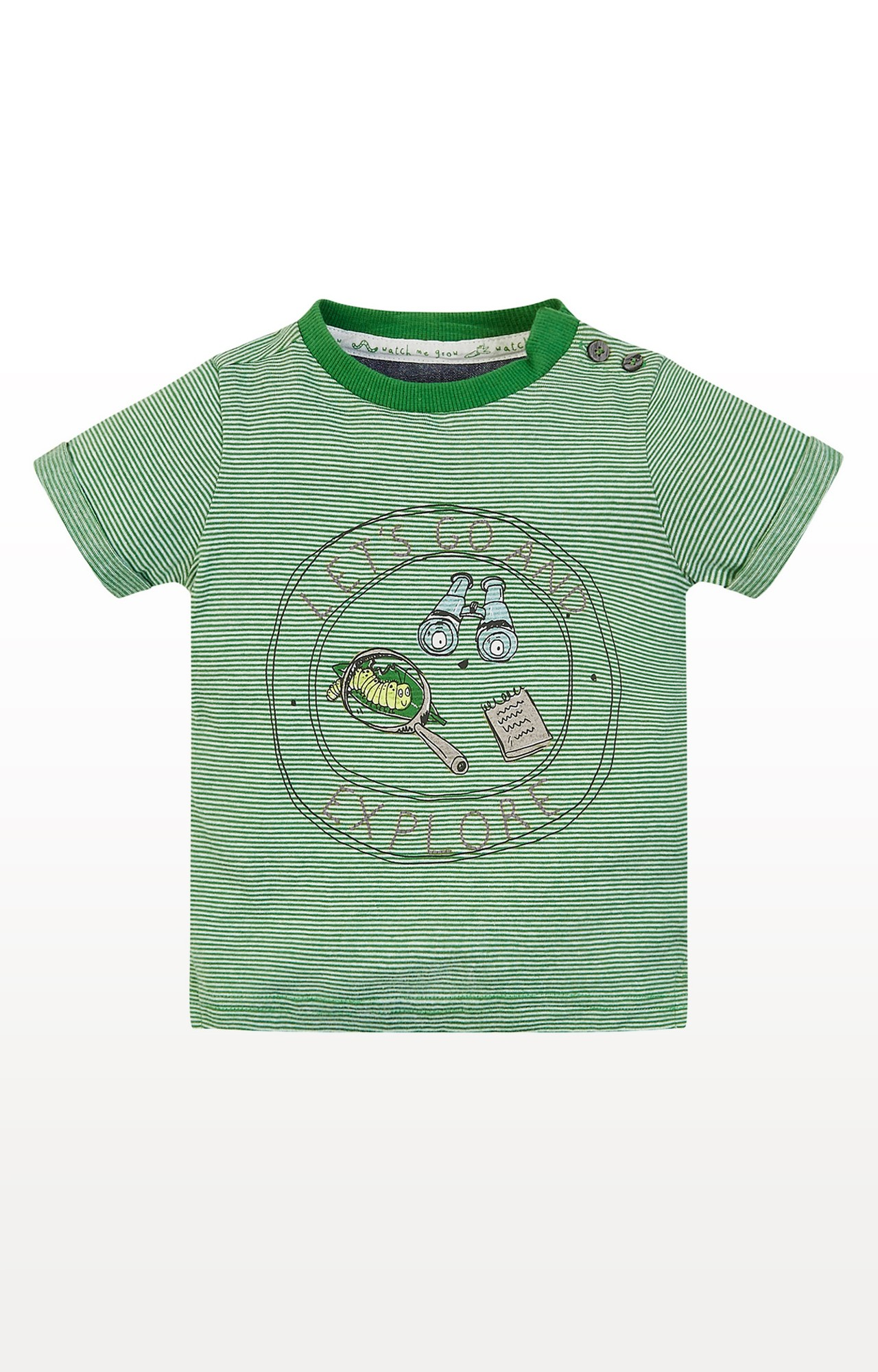 Mothercare   Let'S Go And Explore T-Shirt