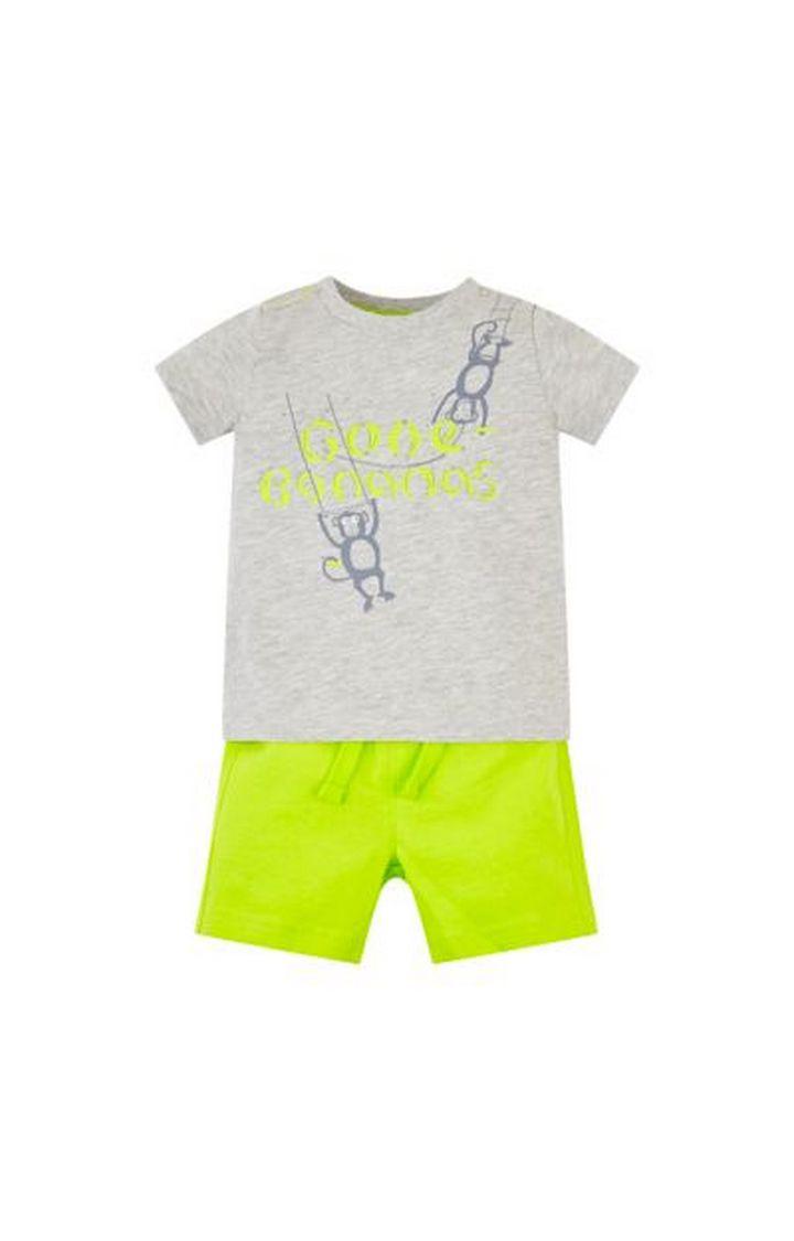 Mothercare | Gone Bananas T-Shirt And Shorts Set
