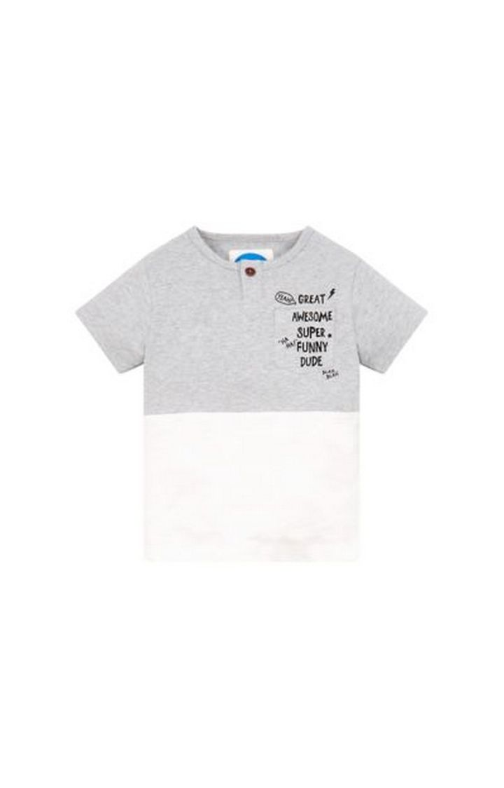 Mothercare | Awesome Colour Block T-Shirt