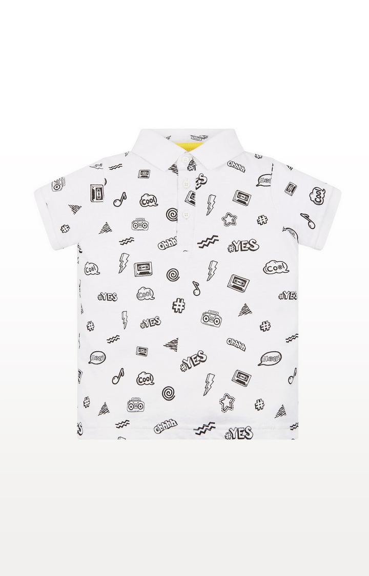 Mothercare | Make Music Polo Shirt