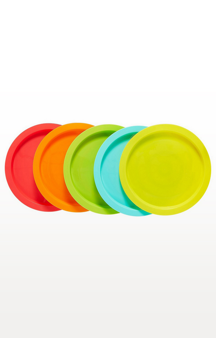 Mothercare | Essential Plates - Pack of 5