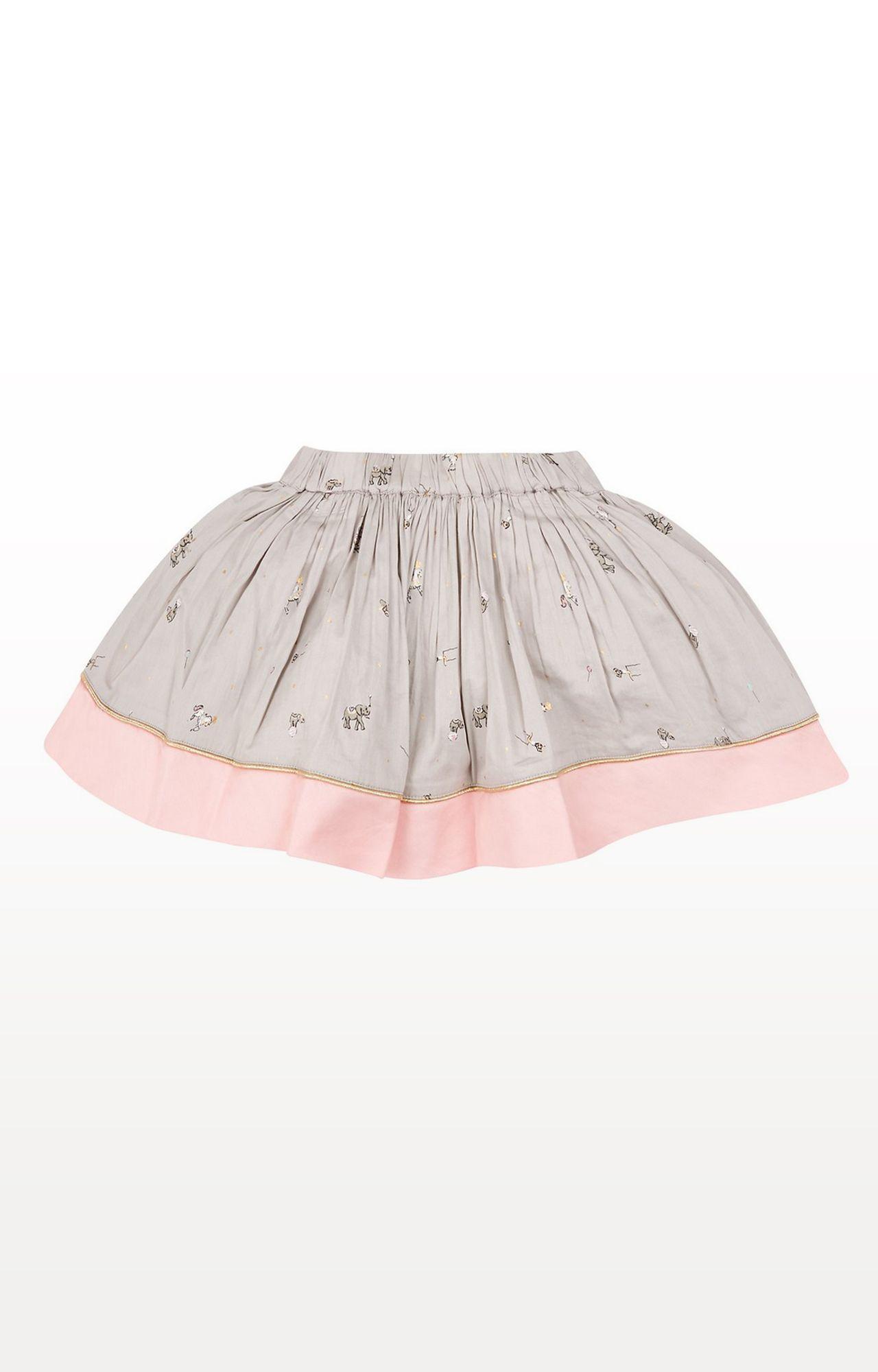Mothercare   Grey Circus Skirt