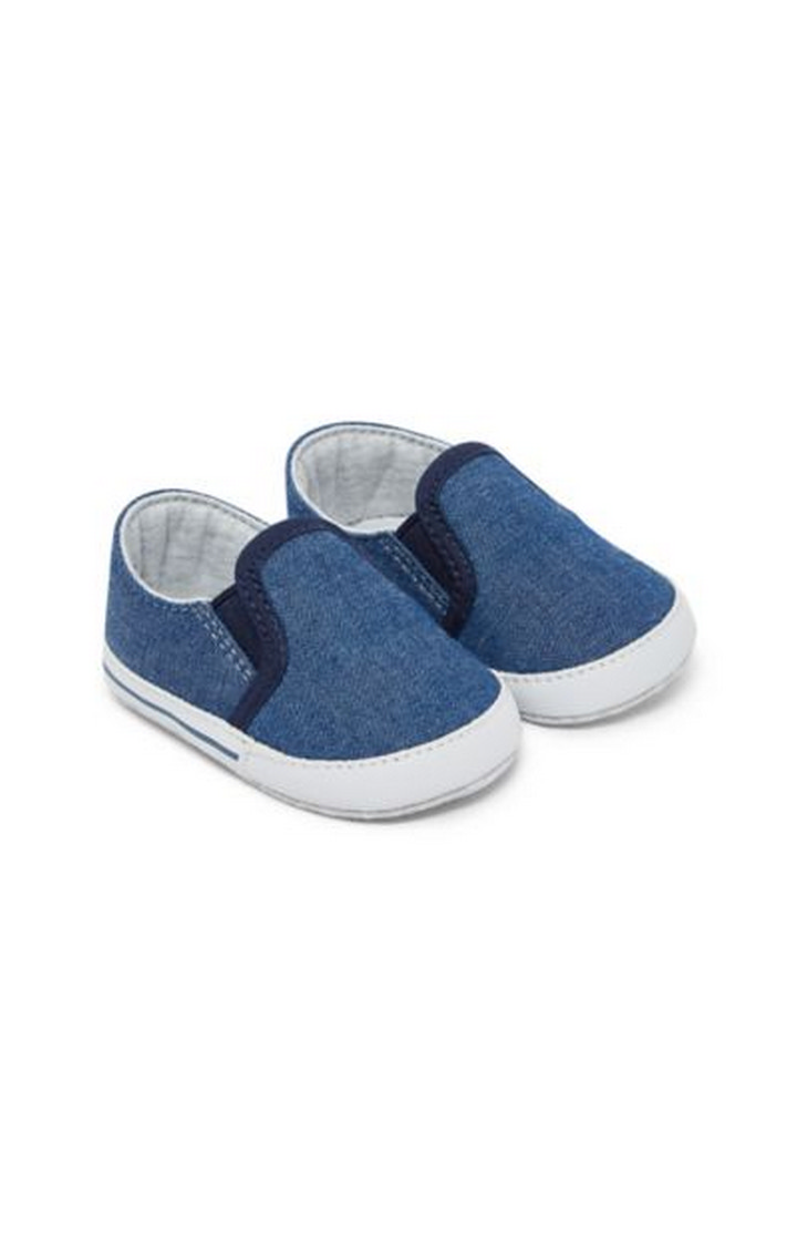 Mothercare | Blue Sneakers