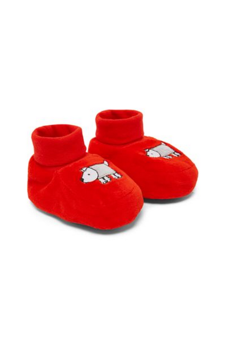 Mothercare   Red Casual Slip-ons