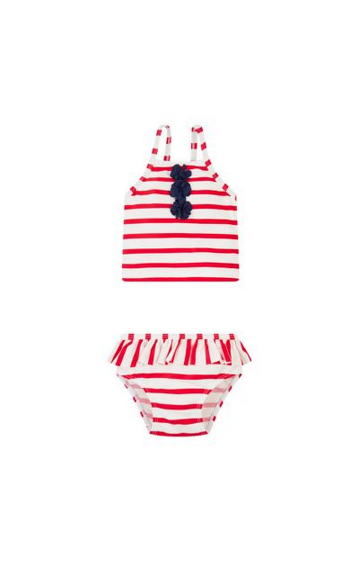 Mothercare | Red Striped Twin Set