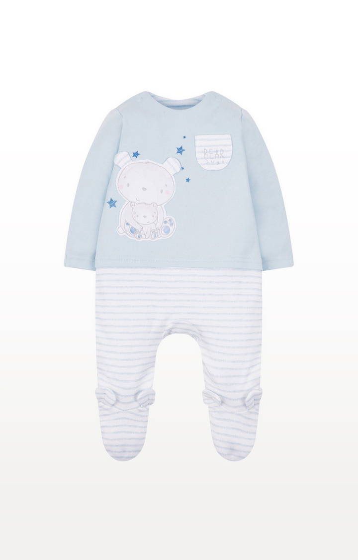 Mothercare | My First Little Bear All In One
