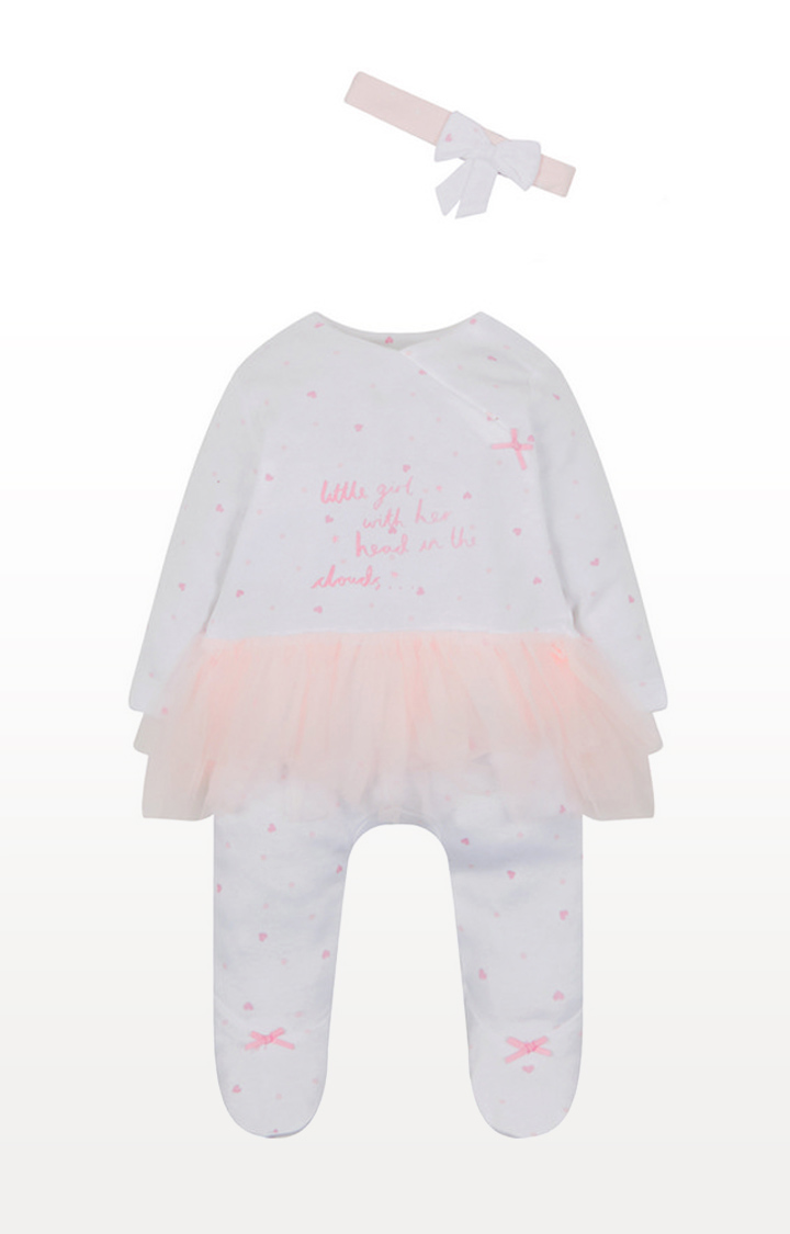Mothercare | My First Tutu All In One And Headband Set