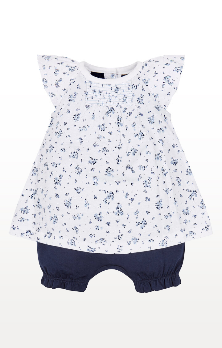 Mothercare | Ditsy Floral Romper