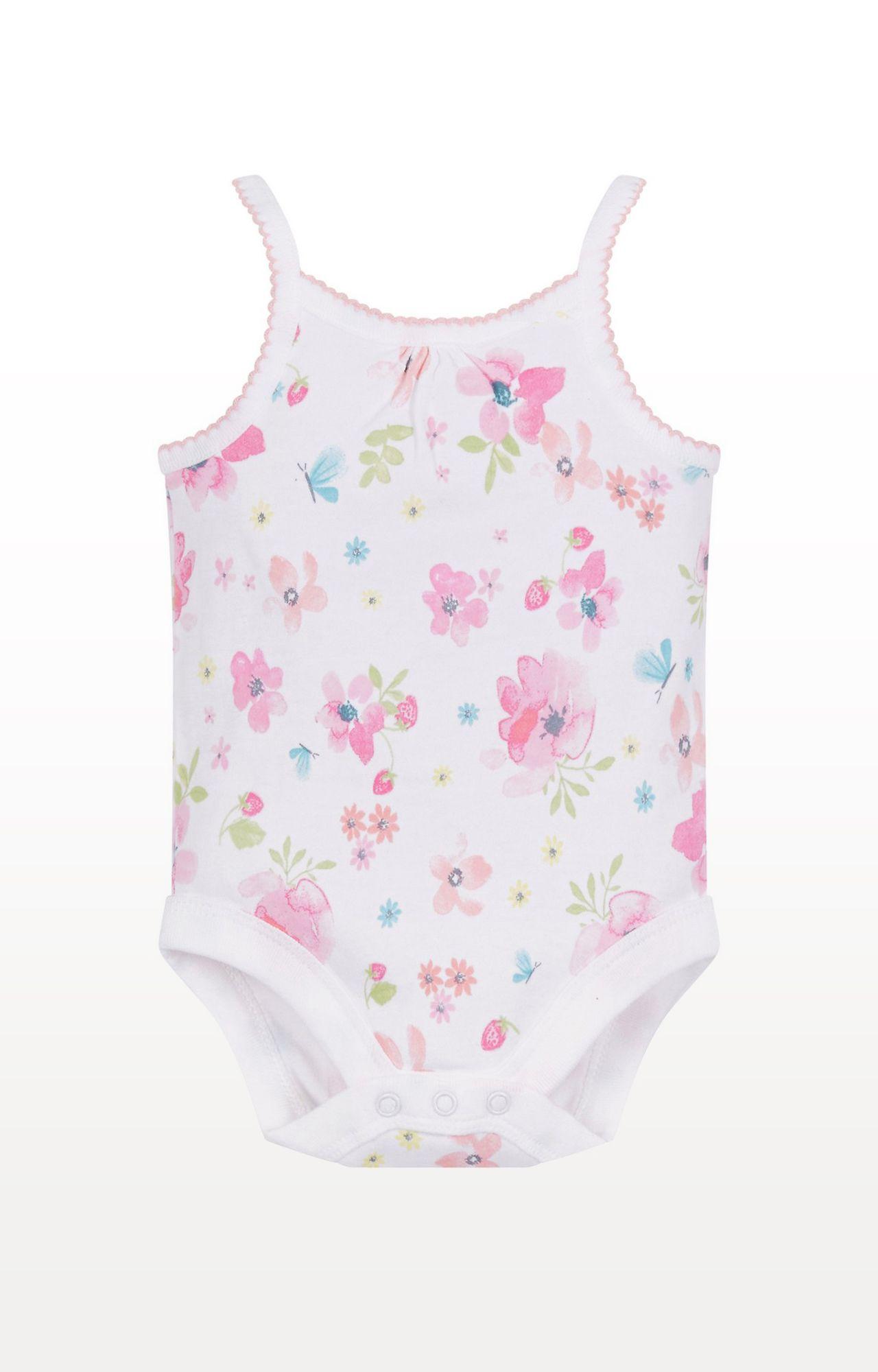 Mothercare | Floral Bodysuit