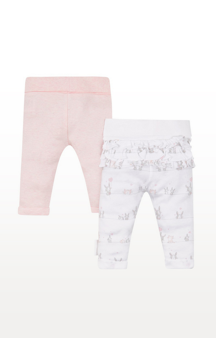 Mothercare | My First Bunny Joggers - 2 Pack