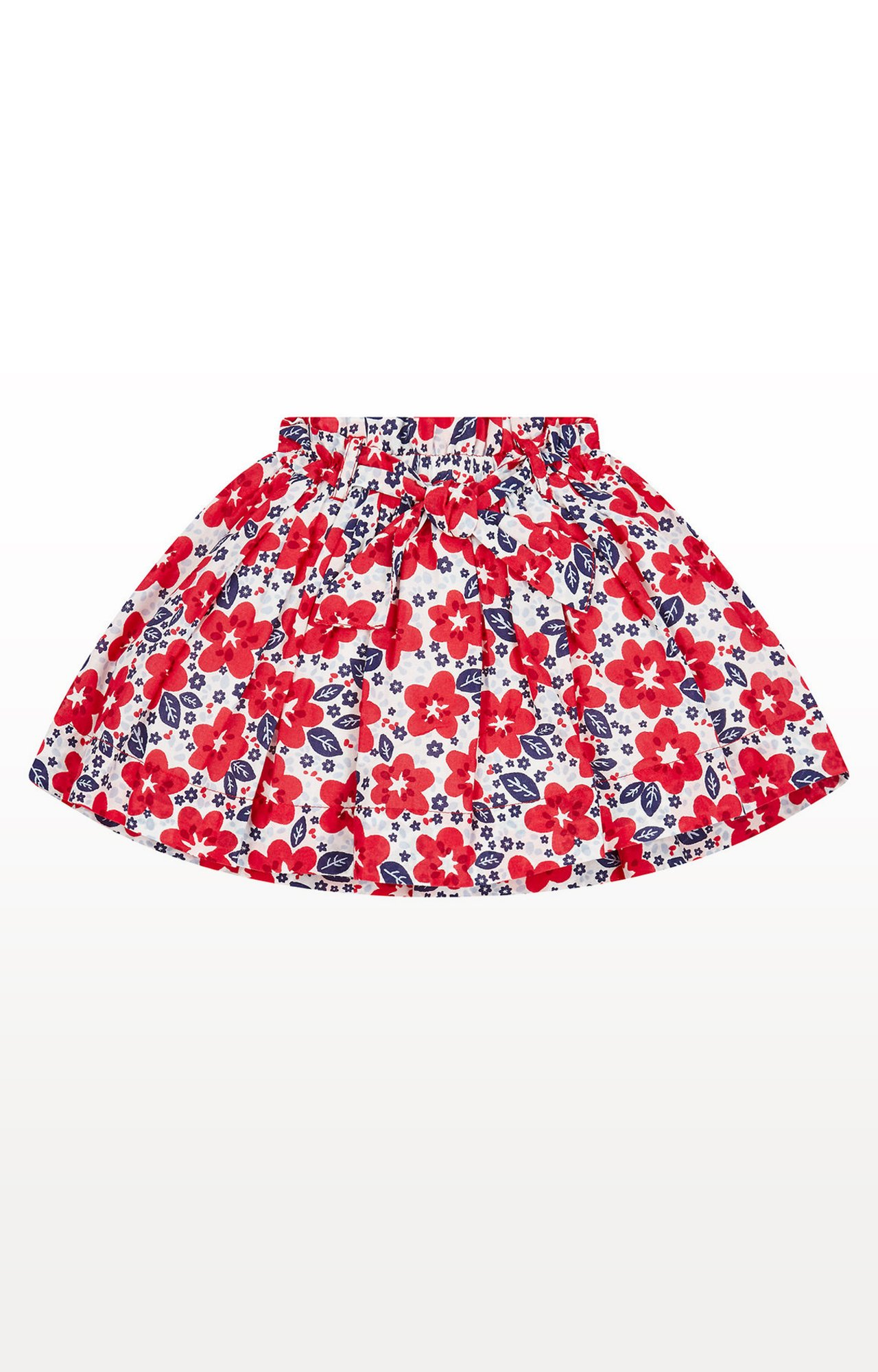 Mothercare | Red Printed Skirt