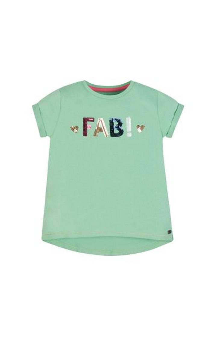 Mothercare | Green Fab T-Shirt