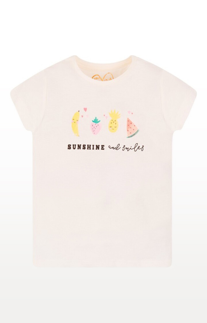 Mothercare | Sunshine and Smiles T-Shirt