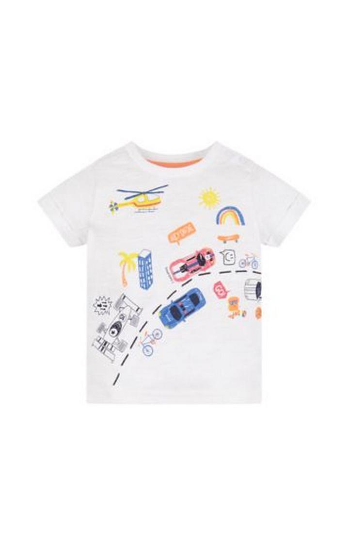 Mothercare | Racing Cars T-Shirt