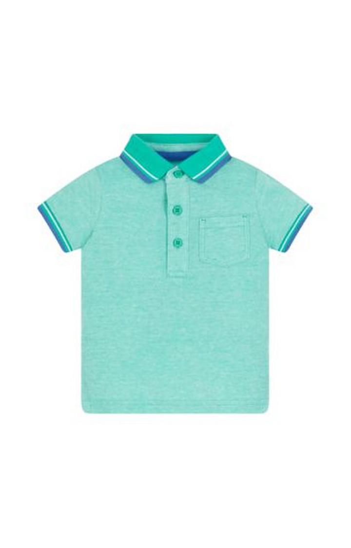 Mothercare | Green Polo Shirt