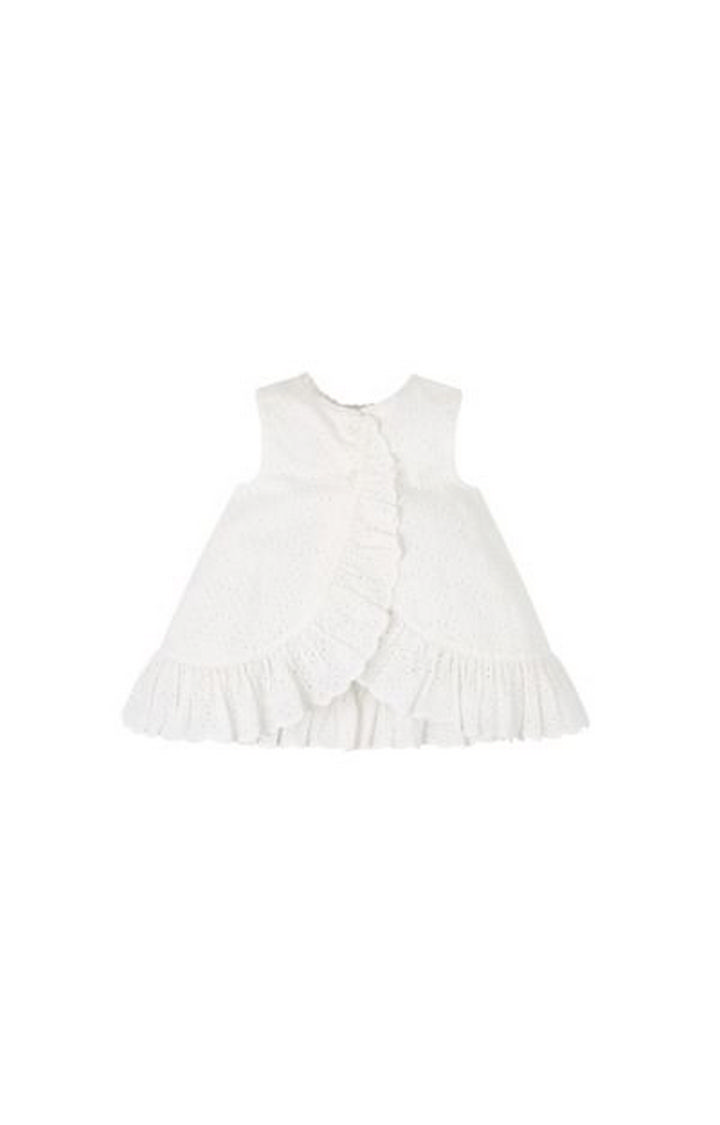 Mothercare | White Solid Top