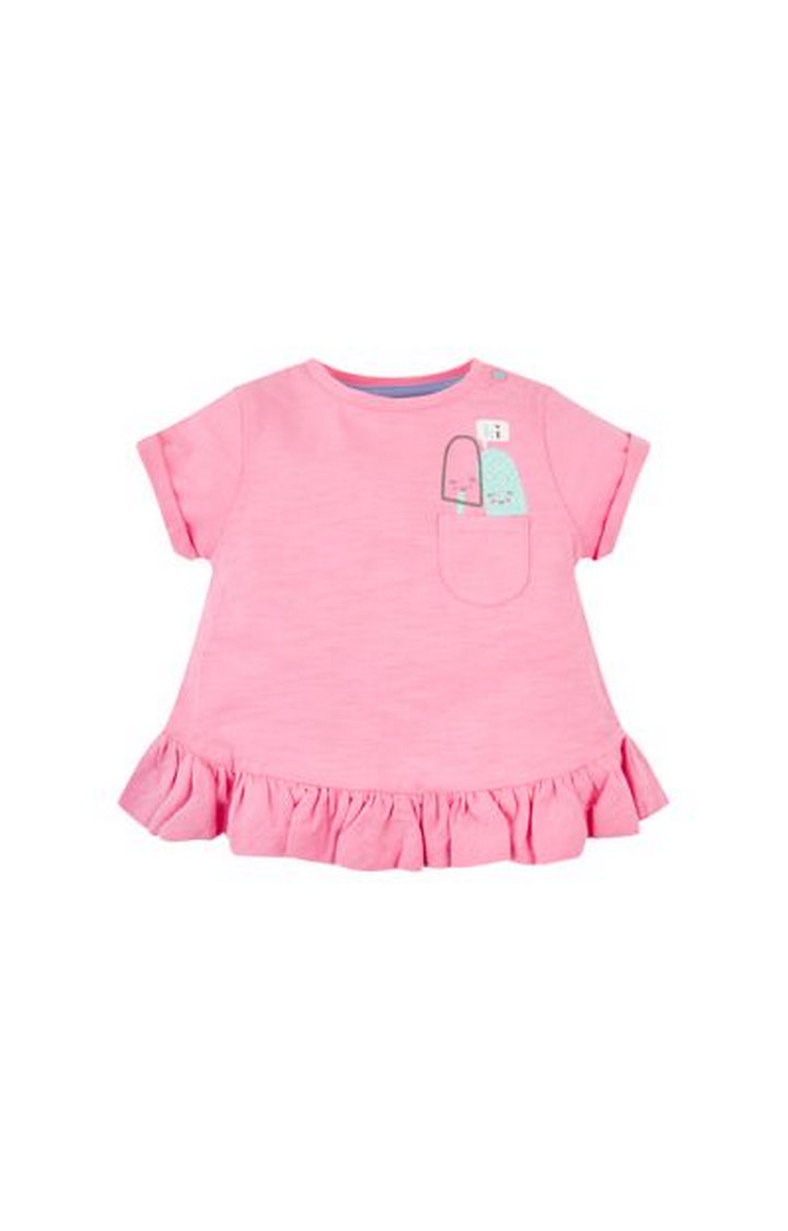 Mothercare | Pink Solid Top