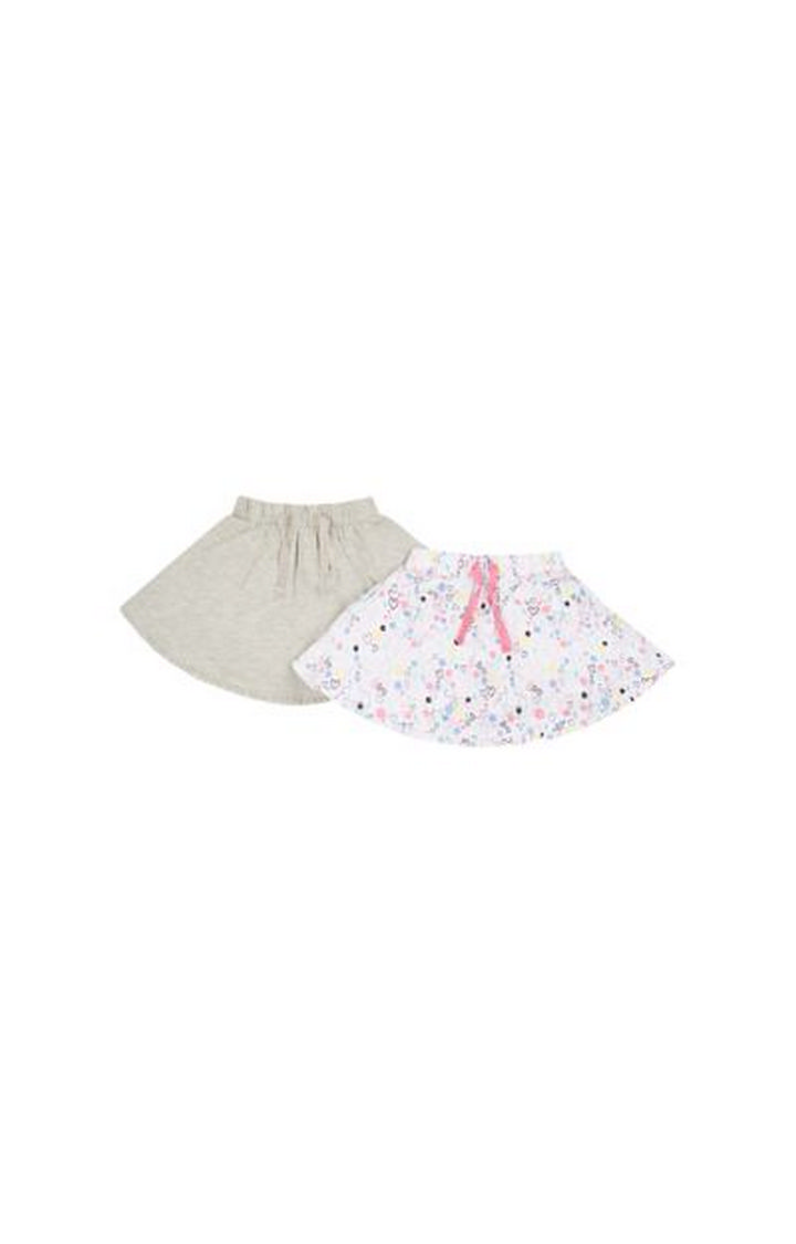 Mothercare | Multicoloured Printed Skirt - Pack of 2