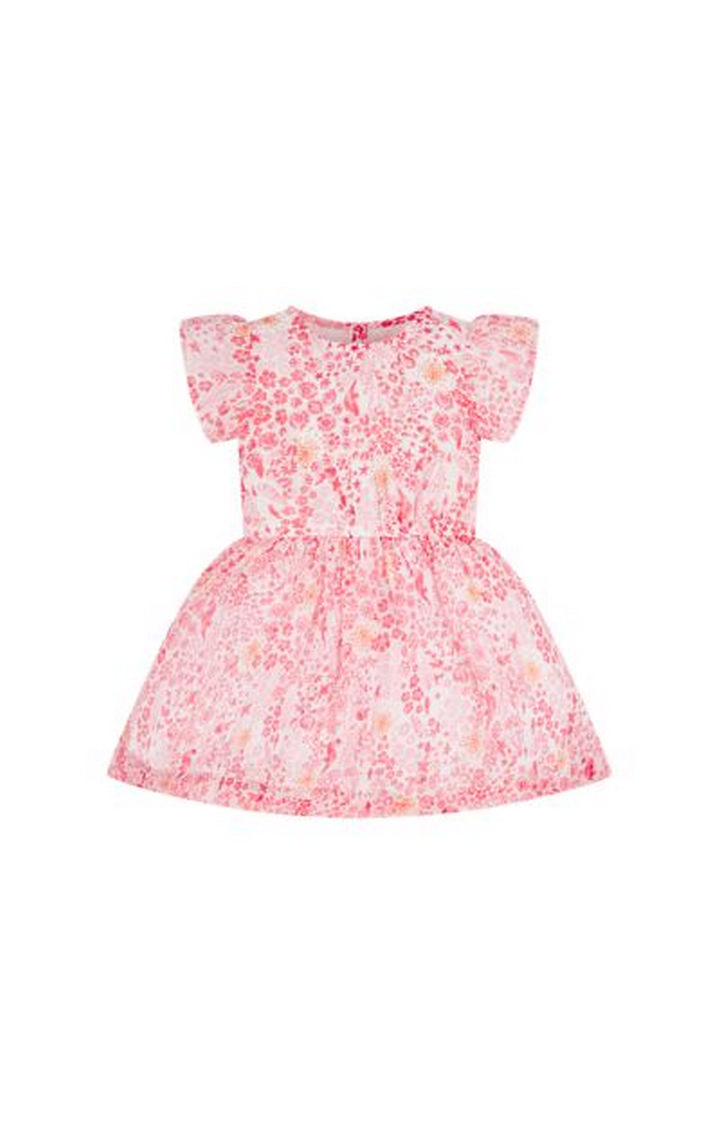 Mothercare | Coral Printed Dress