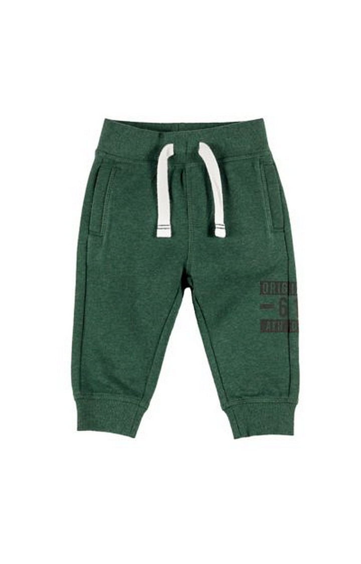 Mothercare   Green Solid Activewear Joggers