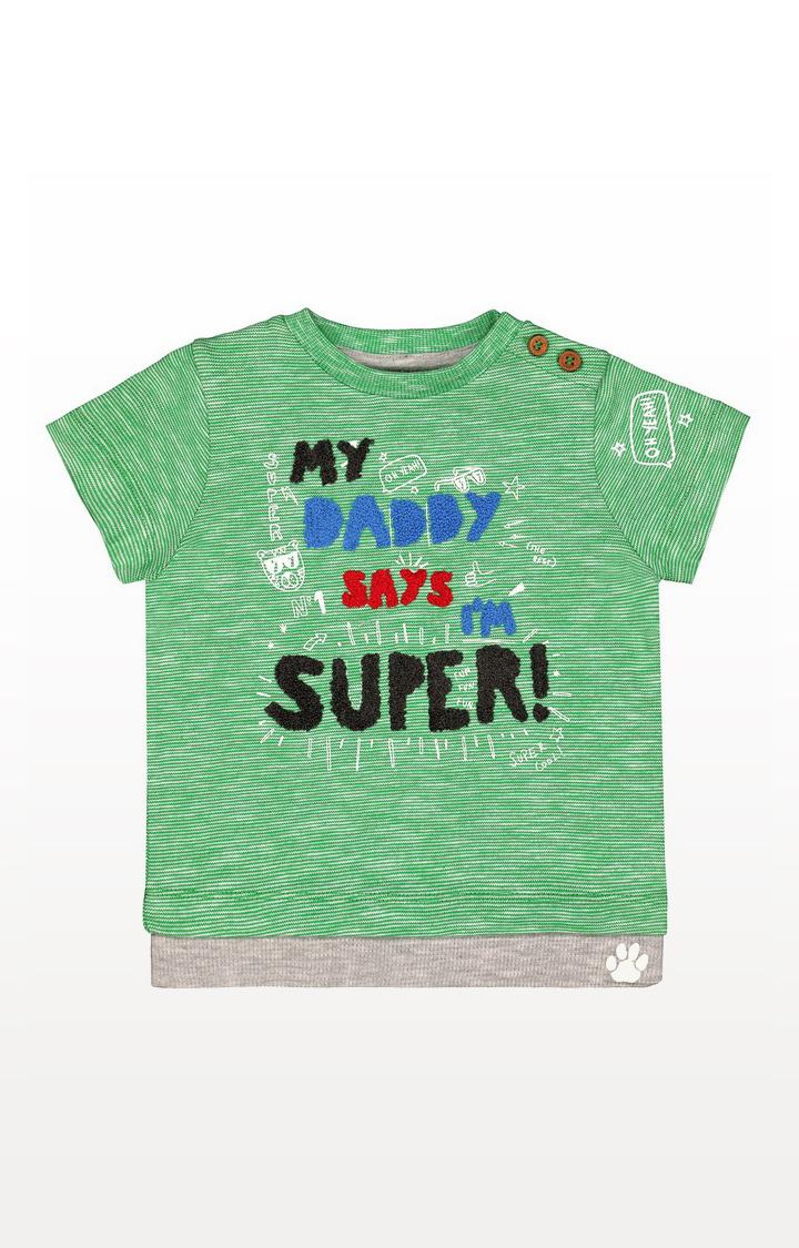 Mothercare | Green Super T-Shirt