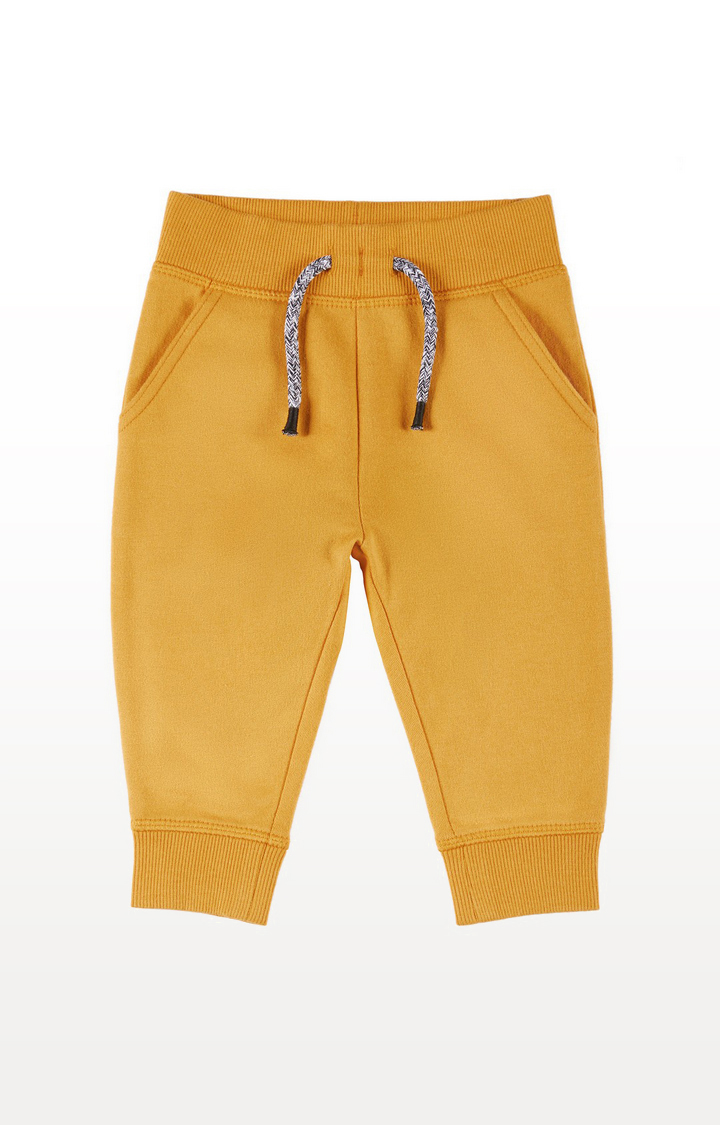 Mothercare | Yellow Joggers