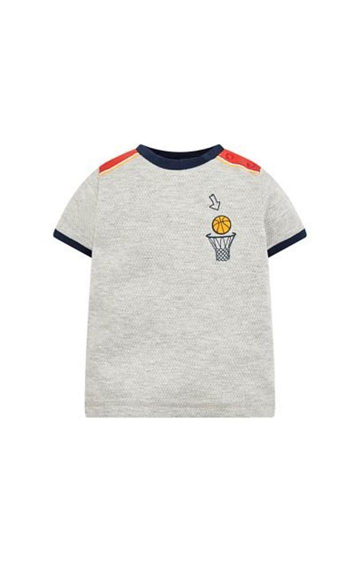 Mothercare   Grey Goal Scorer T-Shirt