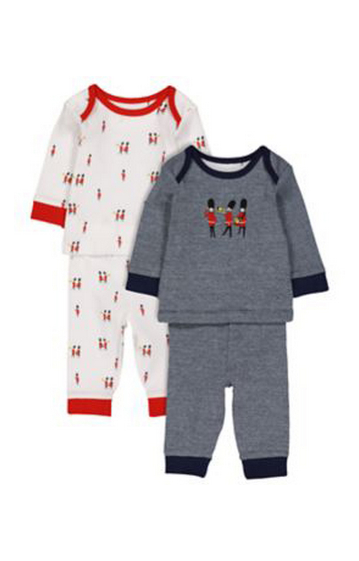 Mothercare | Soldier Pyjamas - 2 Pack