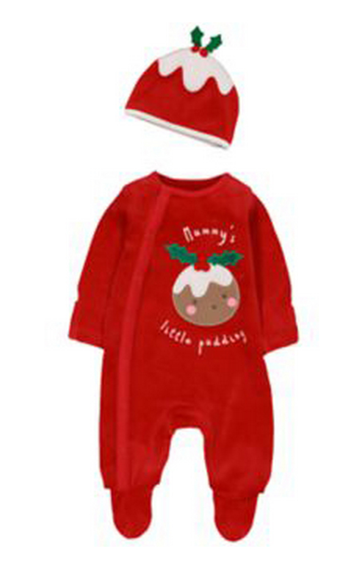 Mothercare | Mummy'S Little Pudding Festive All In One