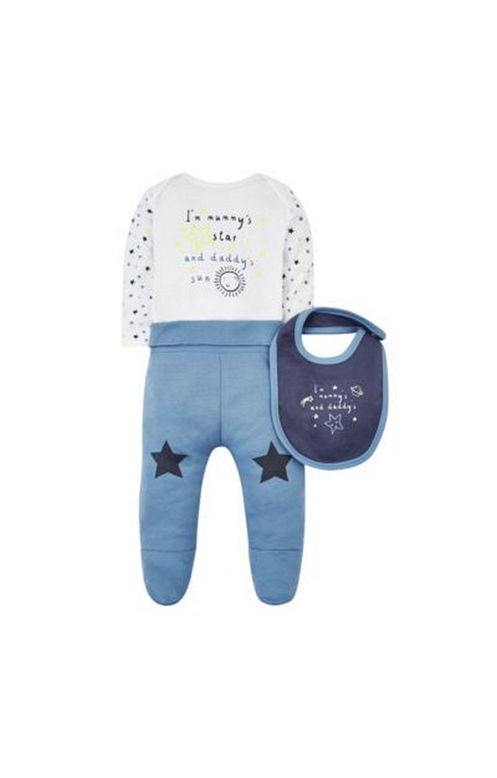 Mothercare | Mummy And Daddy Space 3-Piece Set
