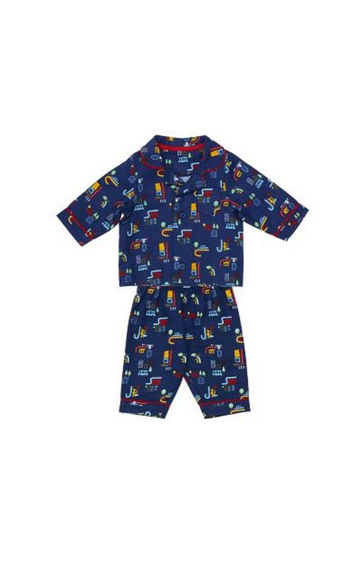 Mothercare | Beep Beep Woven Pyjamas