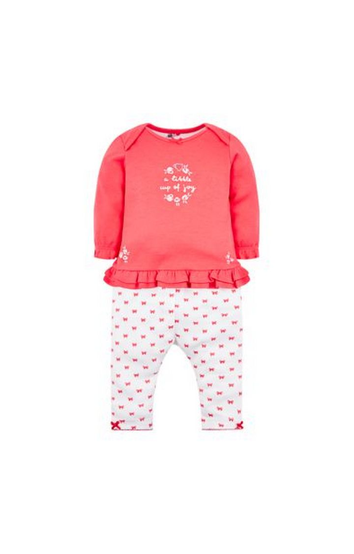 Mothercare | Tea Party Pyjamas