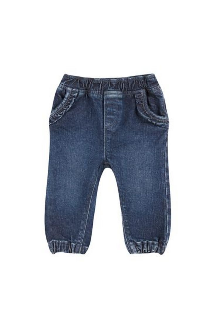 Mothercare | Midwash Ruffle Jeans