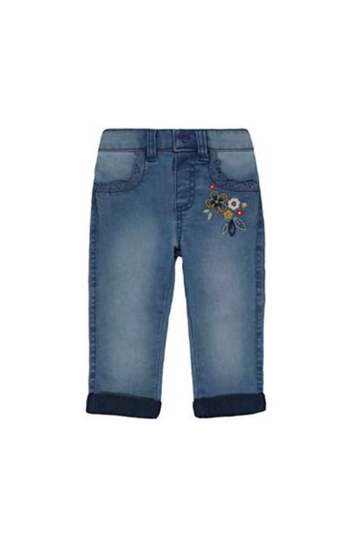 Mothercare | Embroidered Jeans