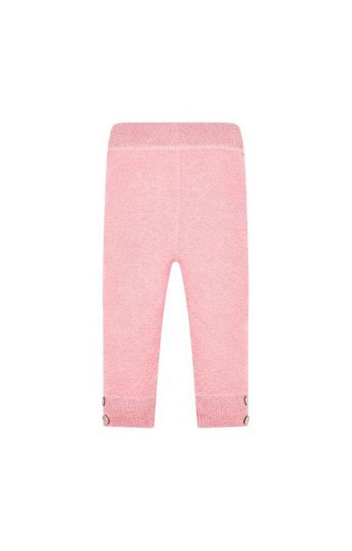 Mothercare | Pink Glitter Leggings