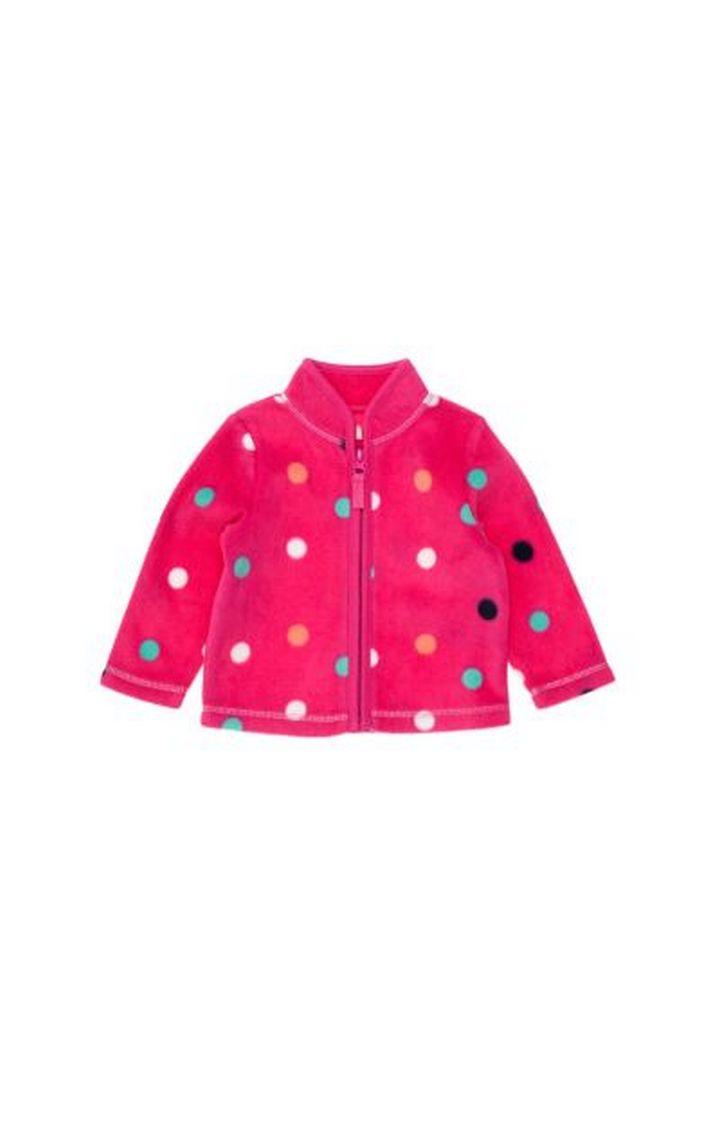 Mothercare | Pink Spot Fleece