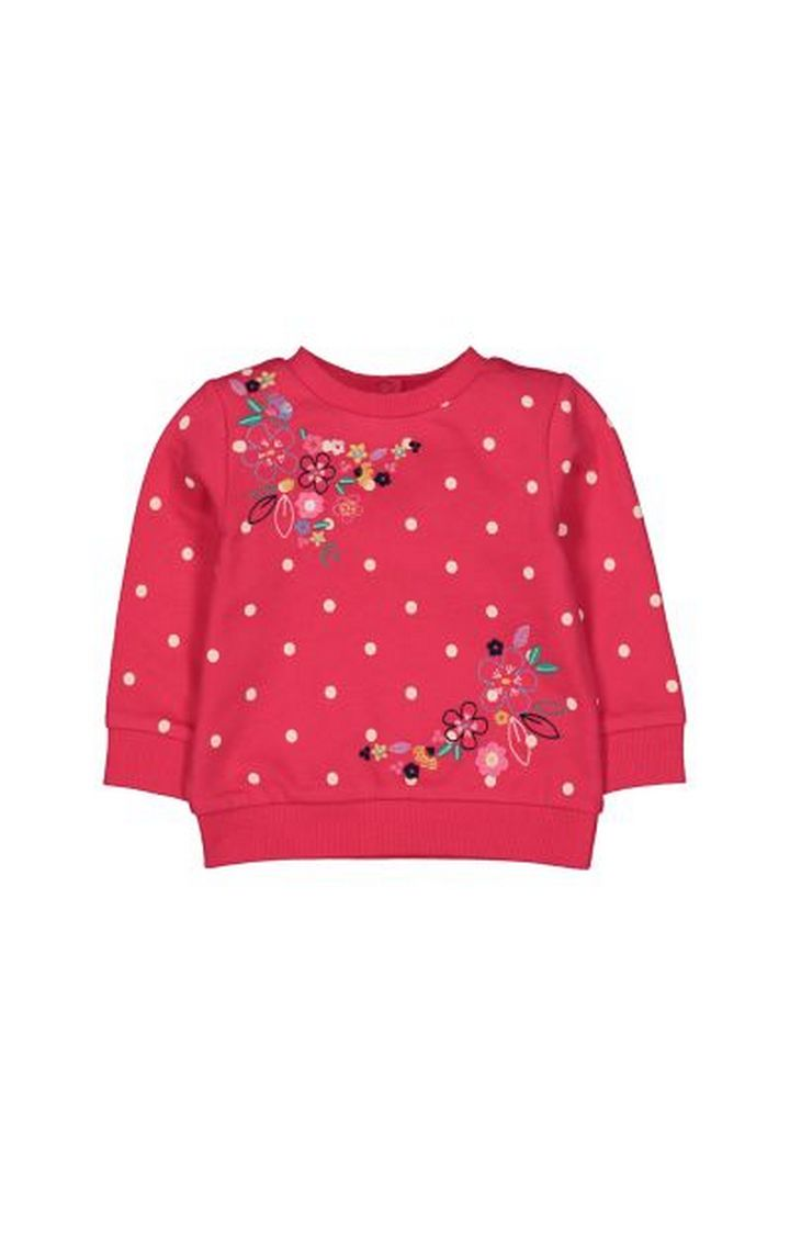 Mothercare   Embroidered Sweat Top
