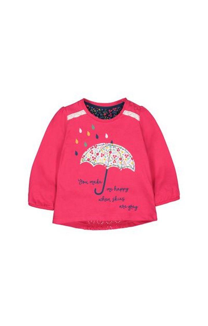 Mothercare | Red Umbrella T-Shirt