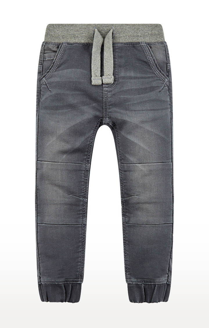Mothercare   Grey Jogger Jeans