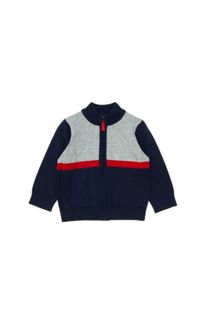 Mothercare | Zip Through Knitted Top
