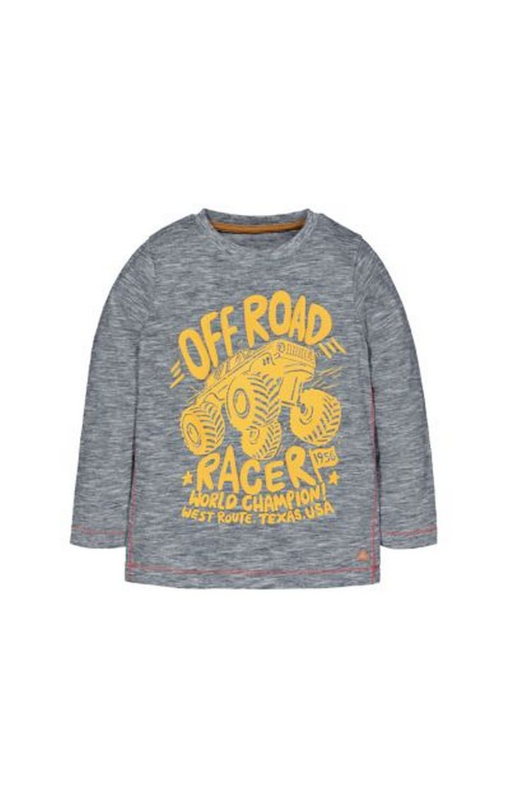 Mothercare | Navy Off Road T-Shirt
