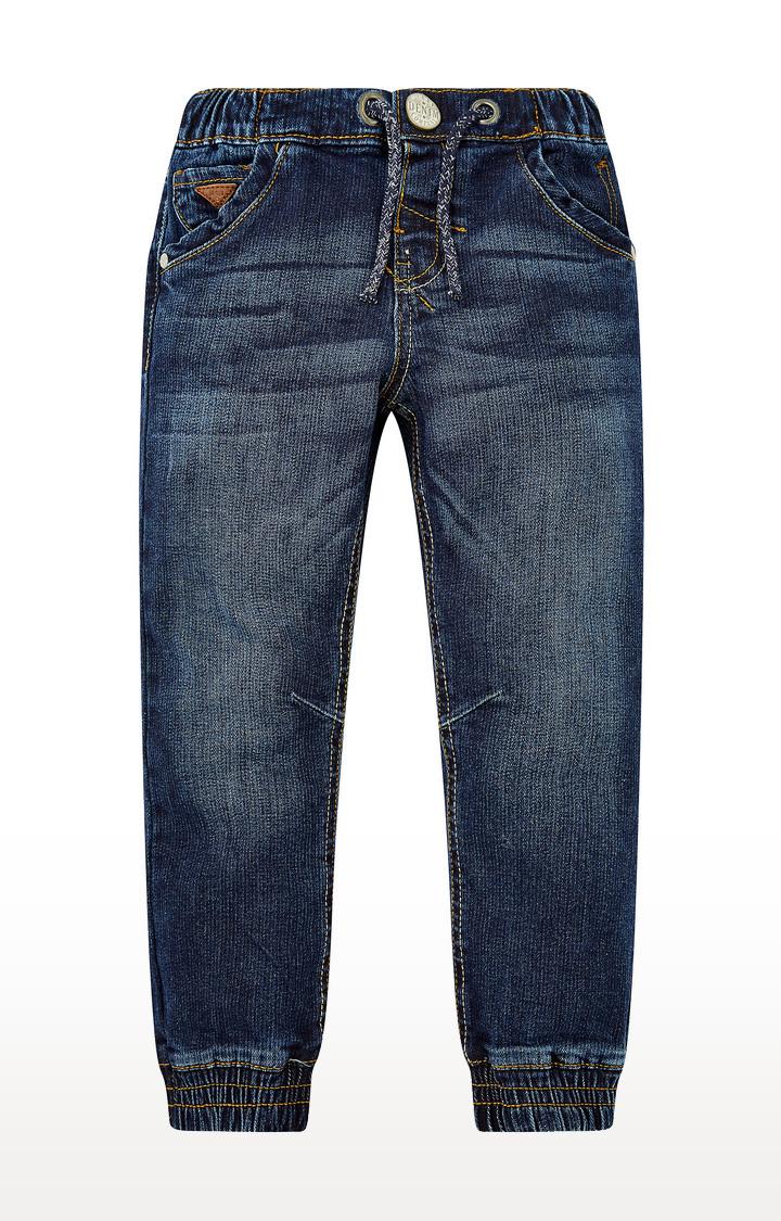Mothercare | Herringbone Jogger Jeans