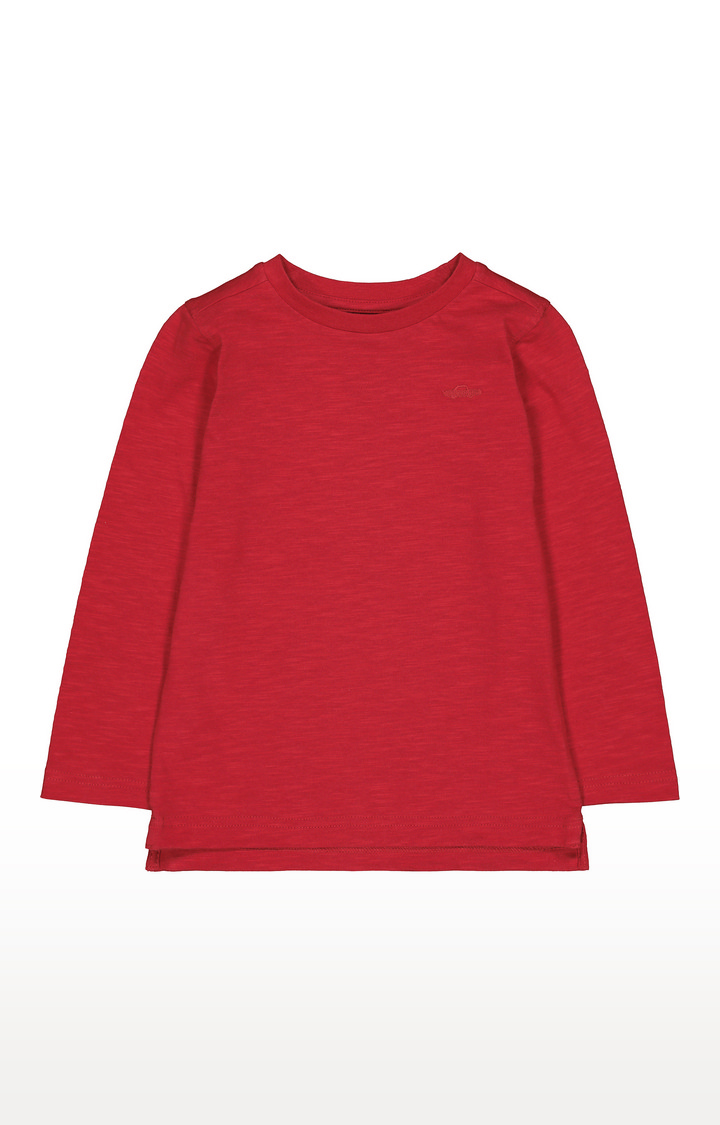 Mothercare | Red Car T-Shirt