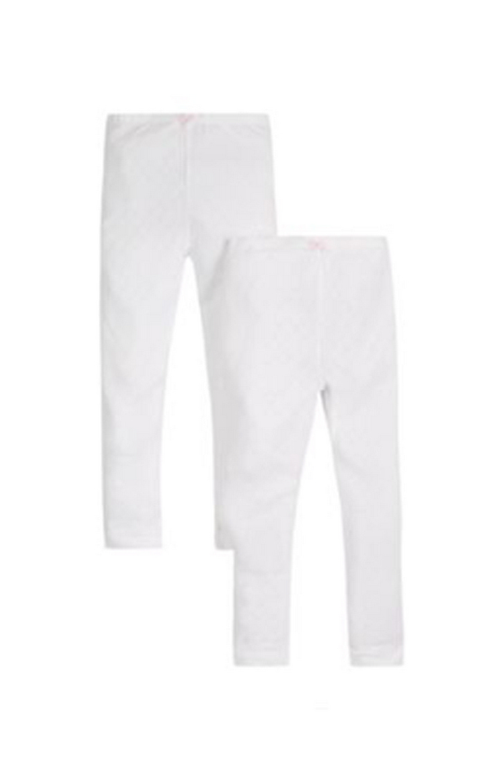 Mothercare   Pointelle Thermal Long Johns - 2 Pack