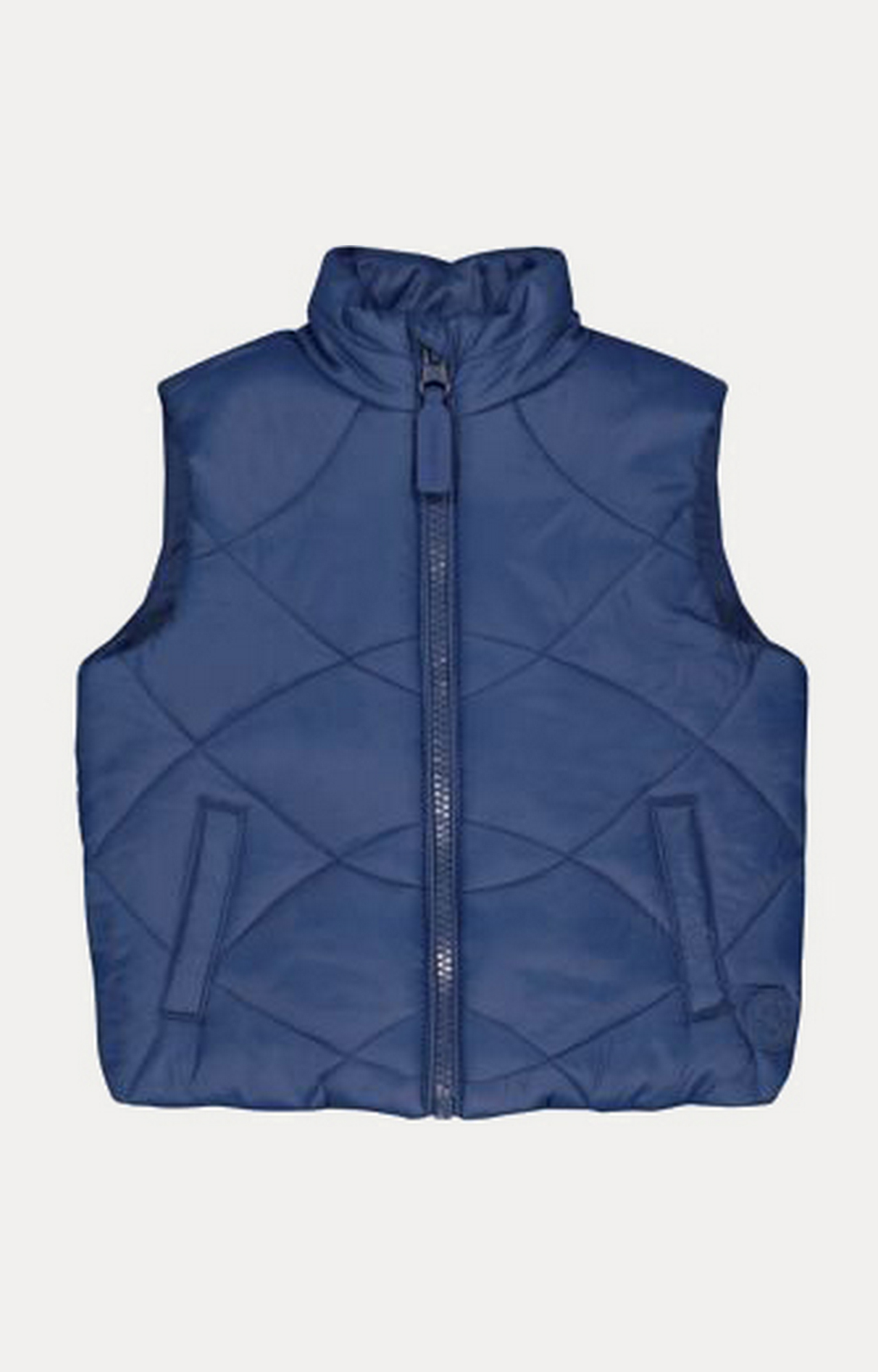 Mothercare | Blue Solid Jacket