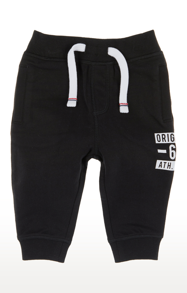 Mothercare | Black Joggers