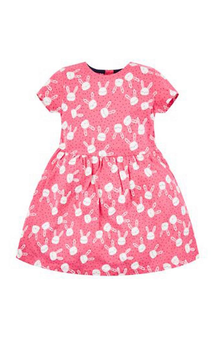 Mothercare   Pink Bunny Dress