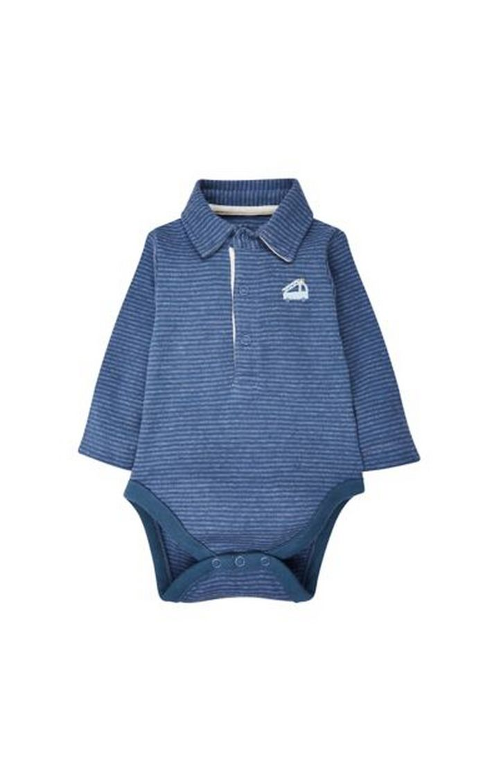 Mothercare | Striped Jersey Bodysuit