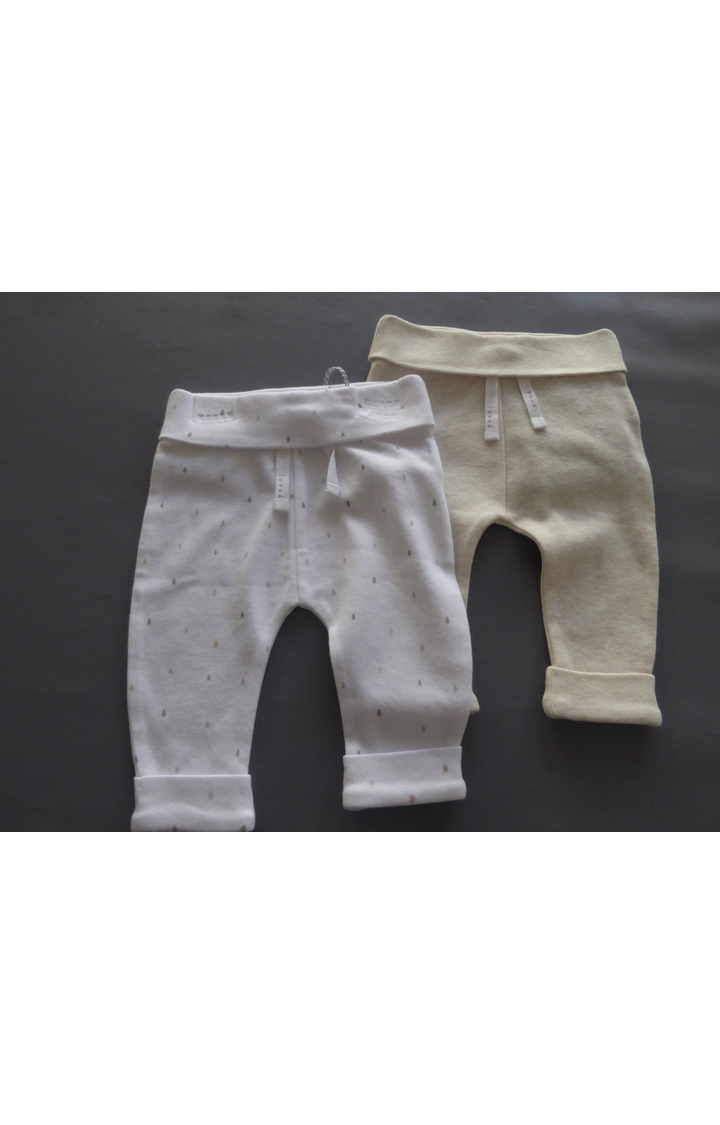 Mothercare | Star And Print Joggers - 2 Pack