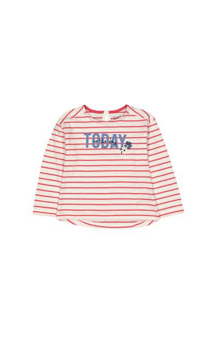 Mothercare | Red Stripe Today T-Shirt